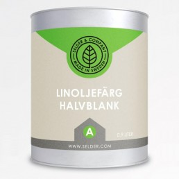 Linoljefärg Egen Kulör
