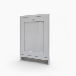 Front för inbyggda vitvaror